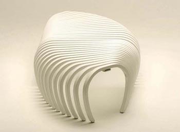 Stefan Lie - Ribs :  stefan lie designer futuristic ribs
