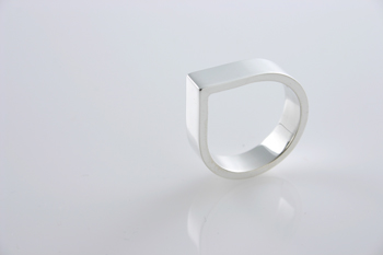 Stefan Lie - Jewellery Tear Ring :  jewelry tear ring tear drop stefan lie